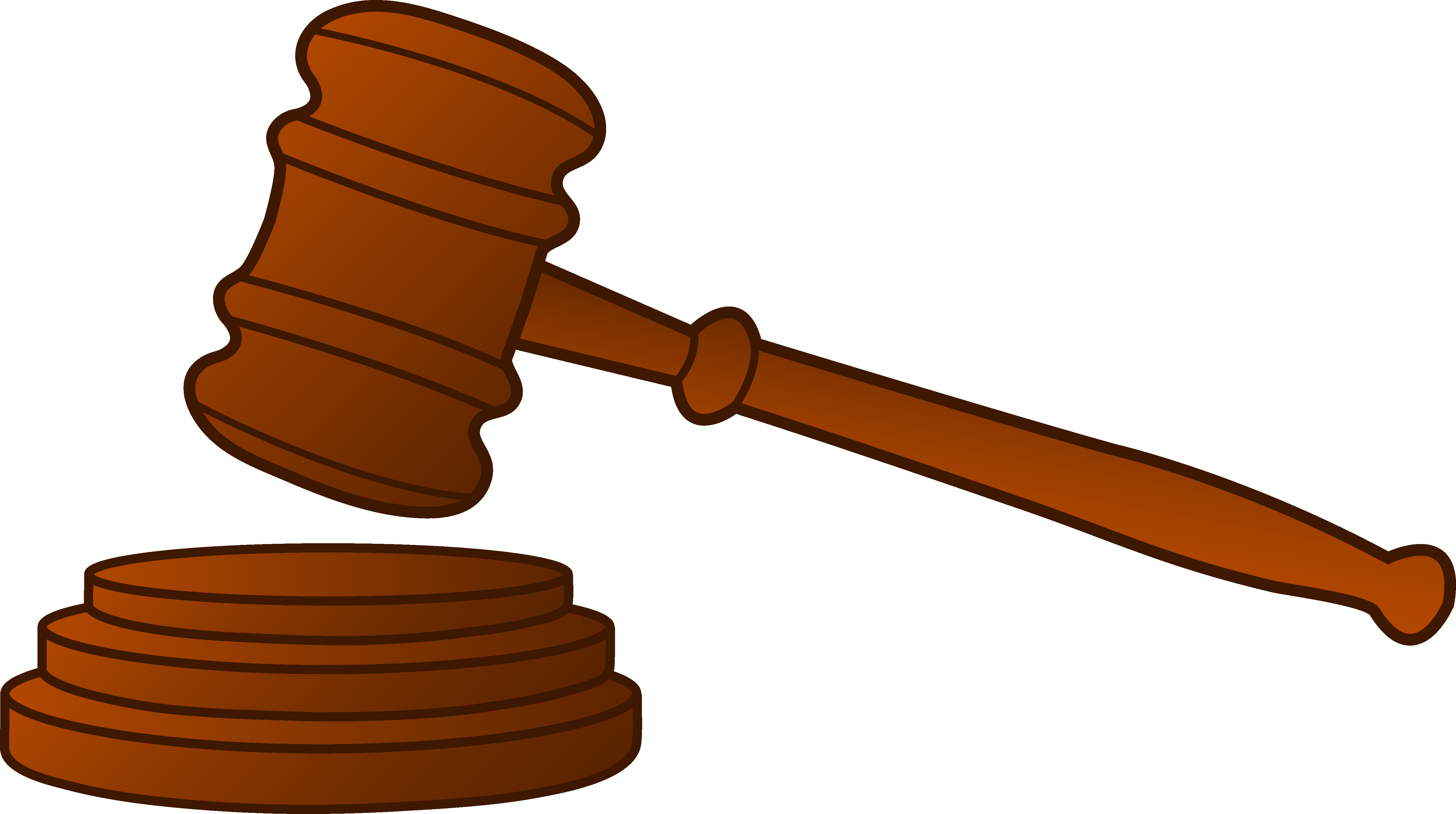 Law gavel cliparts free. Clipart hammer courtroom