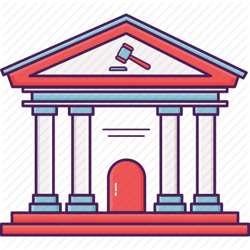 fabricons collection vol. Courthouse clipart court building