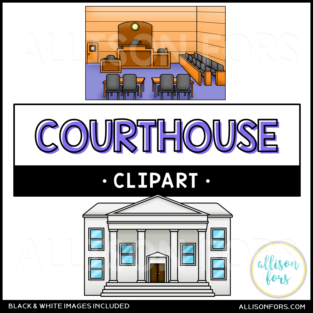 Courthouse clipart courtroom. Clip art