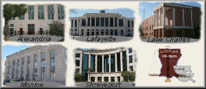 Western of louisiana united. Courthouse clipart district court
