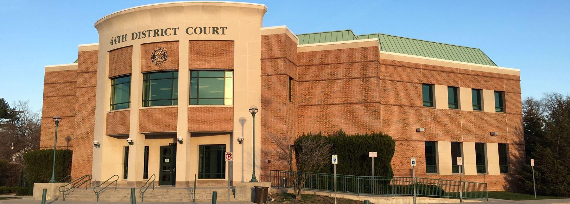 Courthouse clipart district court.  th royal oak