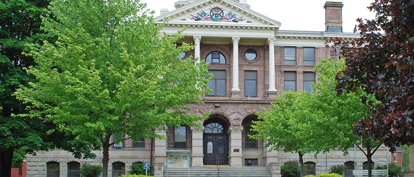 Ionia county michigan . Courthouse clipart district court