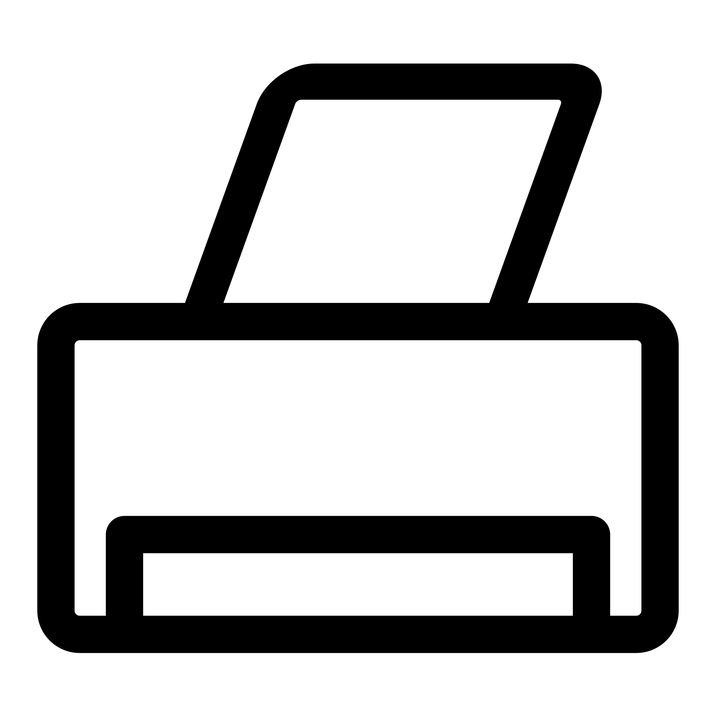 Mono printing section icons. Courthouse clipart icon