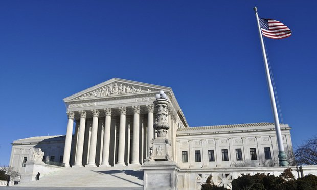 Justices frown on cy. Courthouse clipart judge supreme court