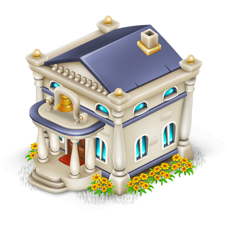 Hay day wiki fandom. Courthouse clipart town hall building