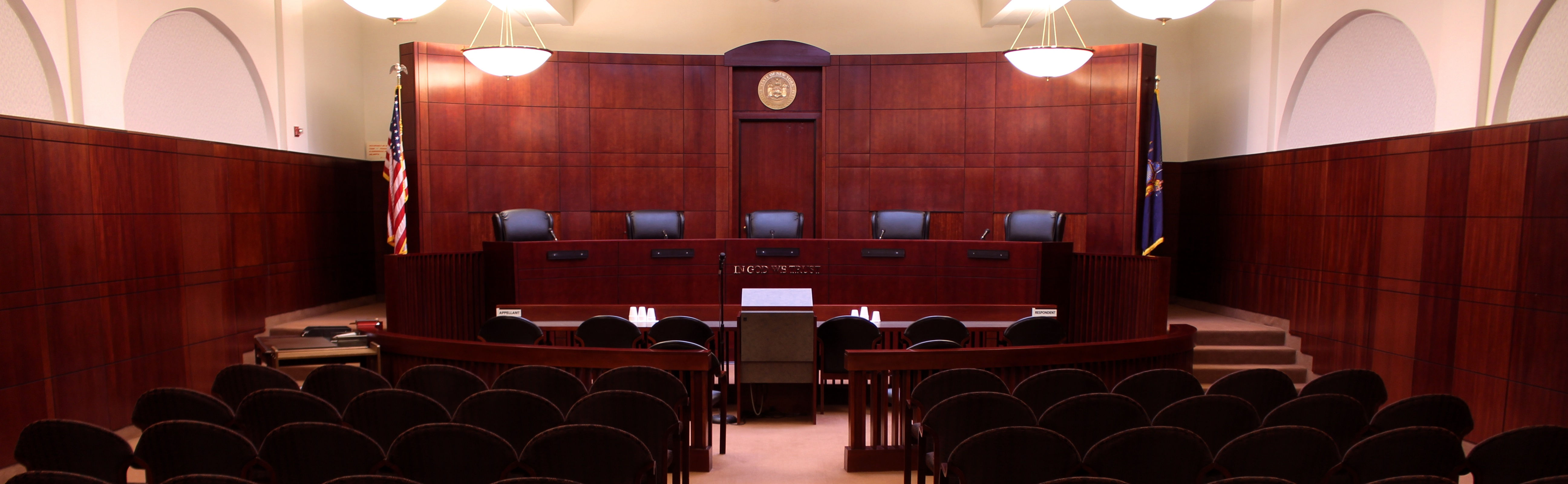 Fourth department appellate division. Courthouse clipart trial court