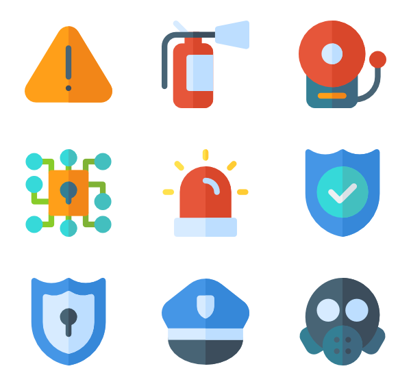Law icons free vector. Tax clipart flat icon