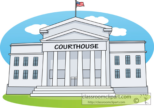 Courthouse clipart. Panda free images courthouseclipart