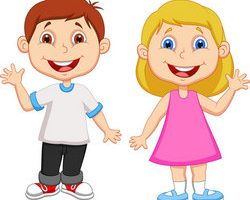 collection of cousin. Cousins clipart