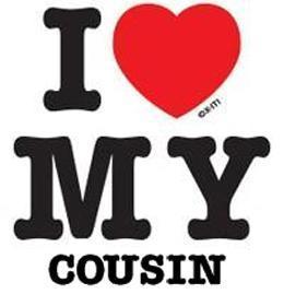 Cousins clipart. Day