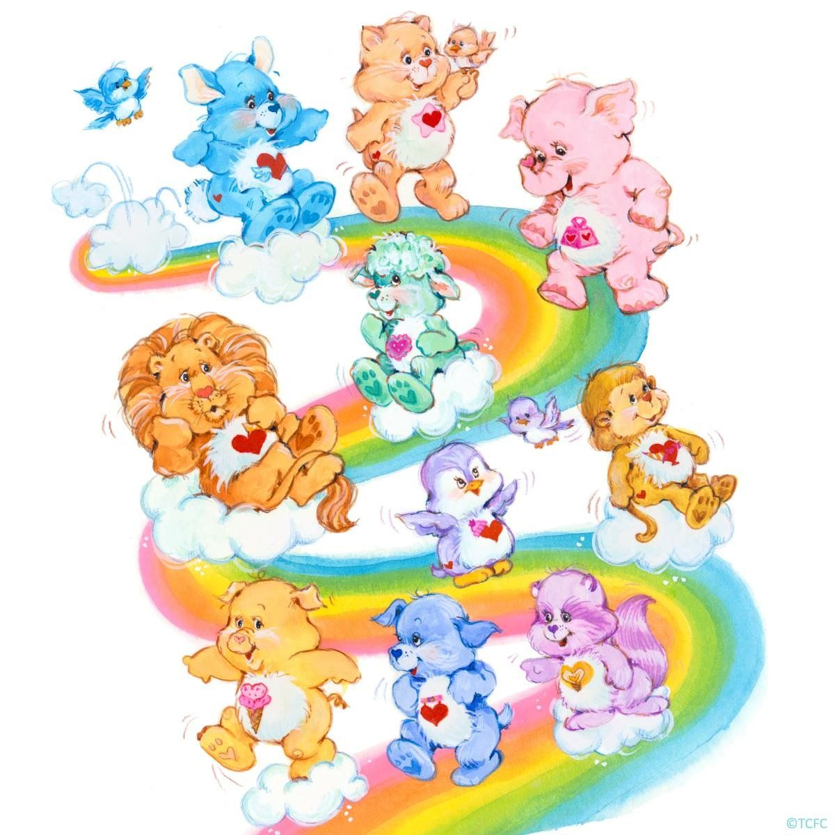 Care bears pinterest and. Cousins clipart