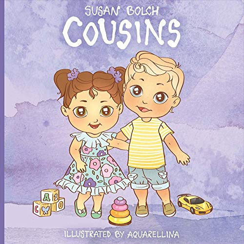Books about amazon com. Cousins clipart 5 boy