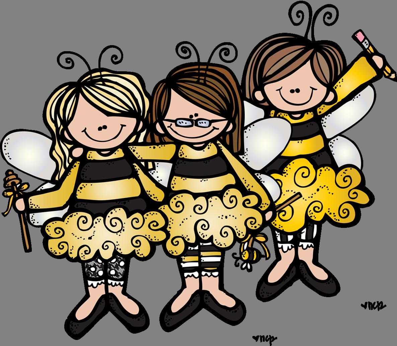 Kids clipart bee. Honey bunch blog design