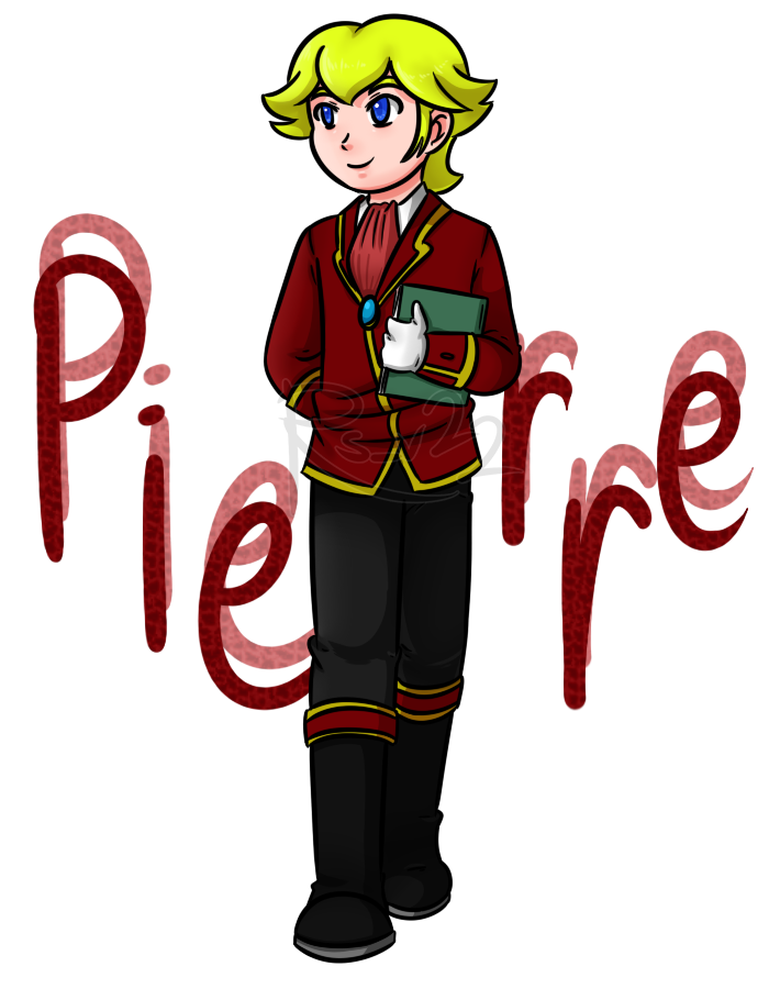 Salutations pierre by rs. Worry clipart apprehension