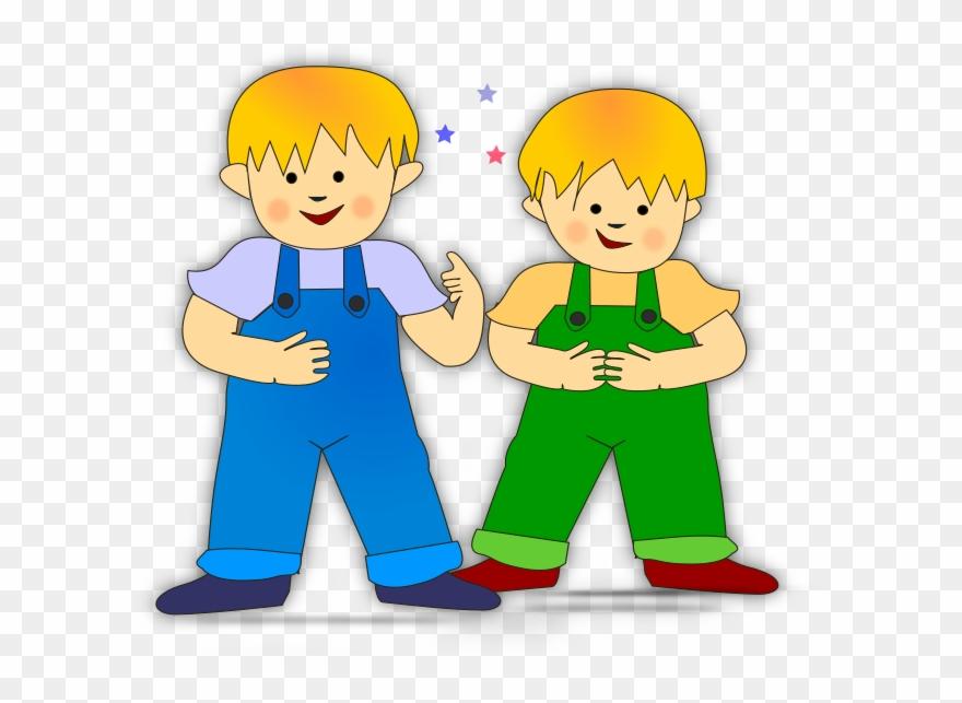 Cousins child boys png. Friendly clipart popular kid