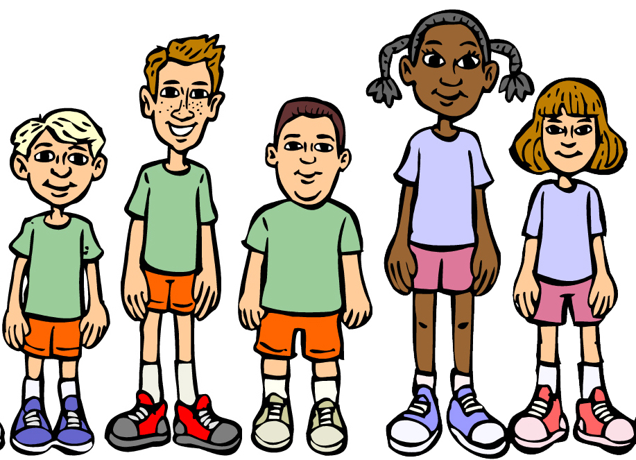 Respect clipart student group. Cousins free download best
