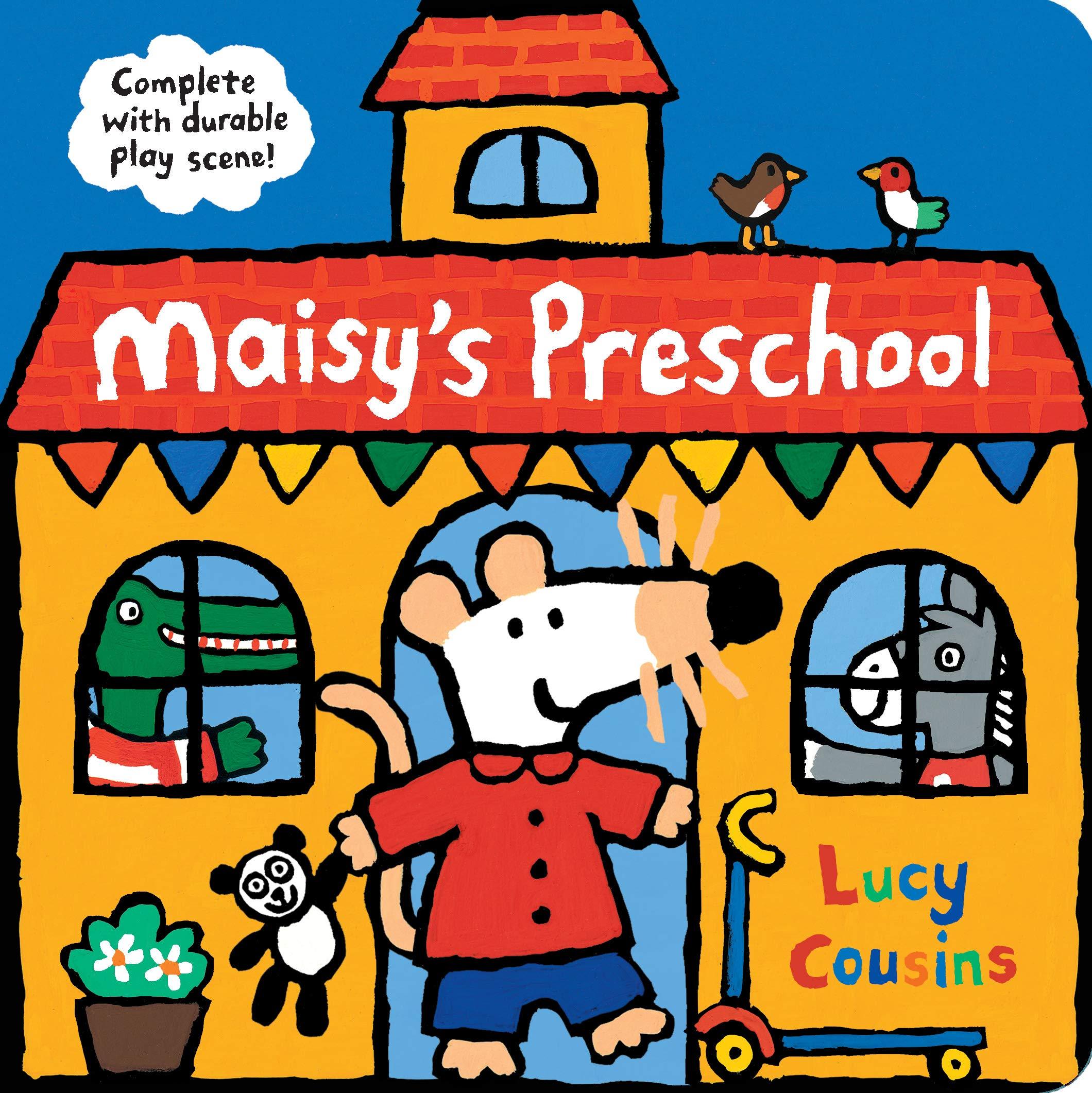 Maisy s preschool complete. Cousins clipart childrens play