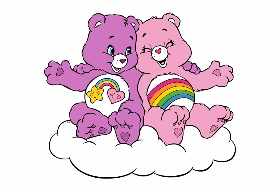 Care bears and clip. Cousins clipart cool