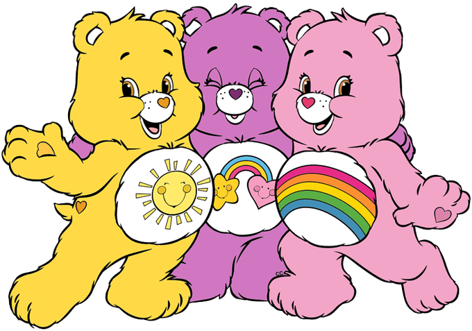 Cousins clipart cool. Image of care bears