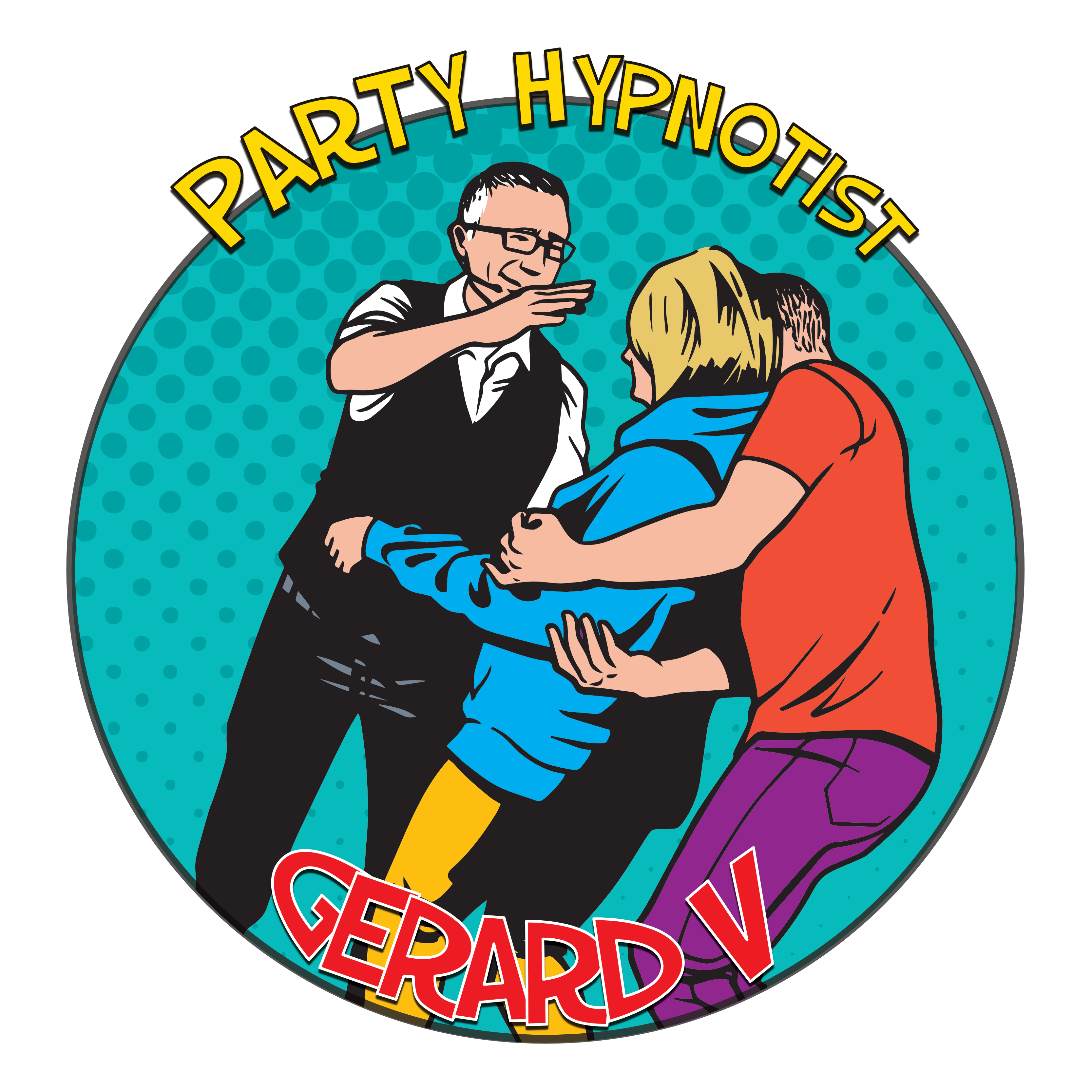 Hypnotist shows for small. Teen clipart staff party