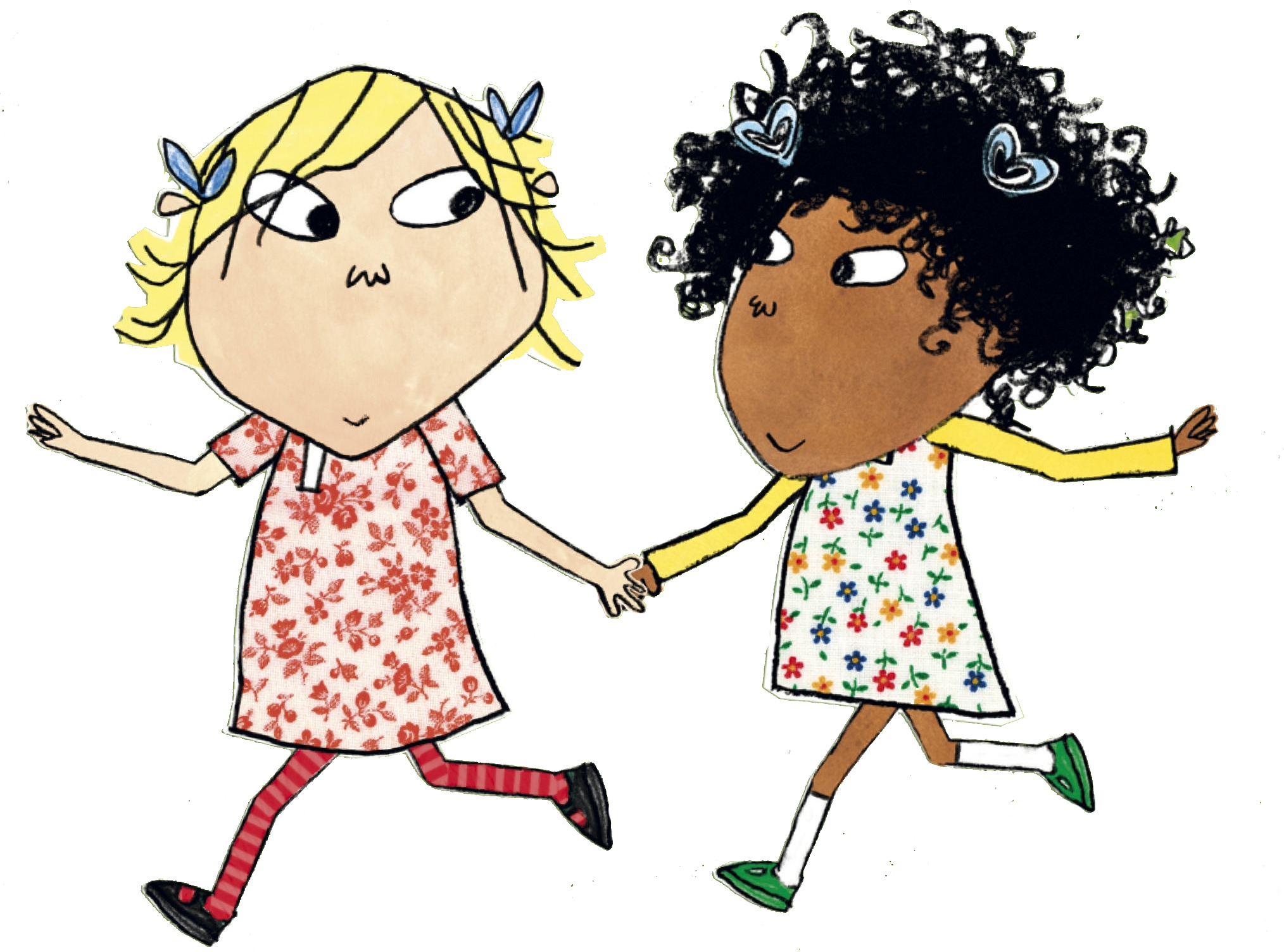 Librarian clipart honest child. Lola and lotta my