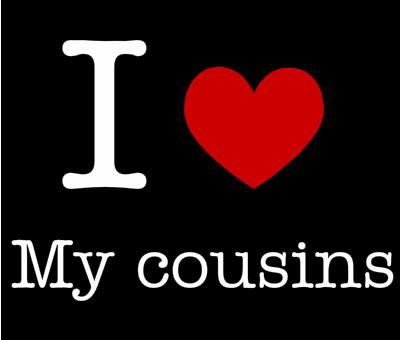 Cousins clipart love. Background heart text font