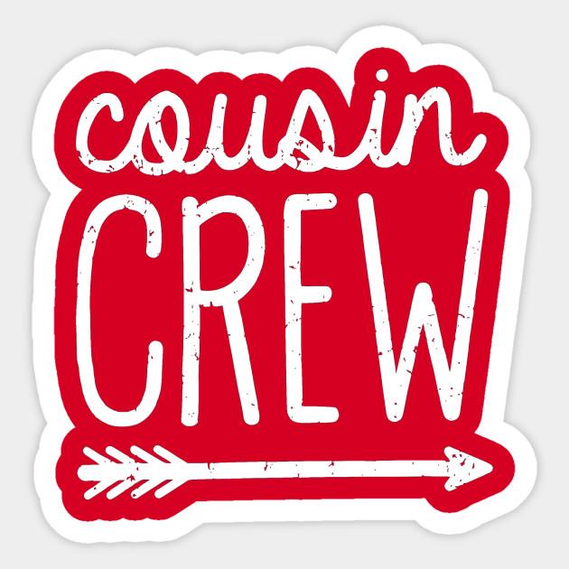 Crew . Cousins clipart male cousin