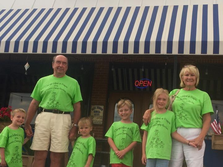 Cousins clipart social acceptance. Camp t shirt design