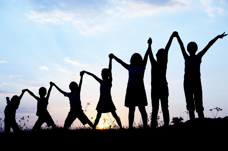 Cousins clipart social acceptance. Members children s budget