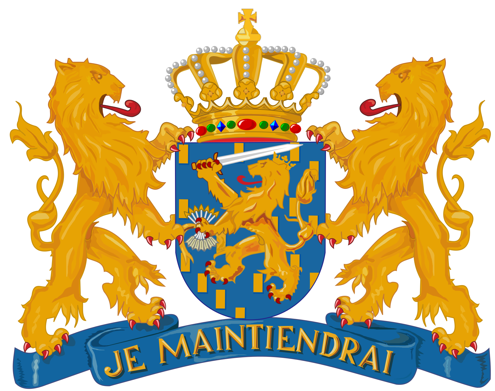 Coat of arms the. Cousins clipart togetherness