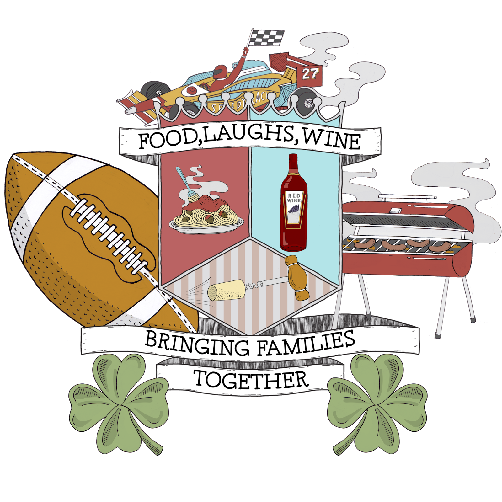 Cousins clipart togetherness. A different definition of