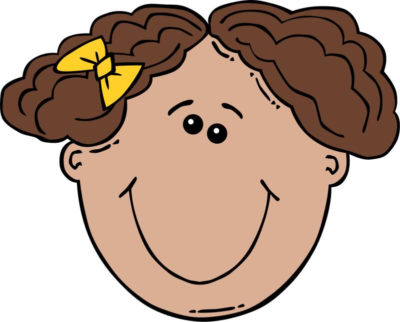 Faces clipart child face. Cousin free download best