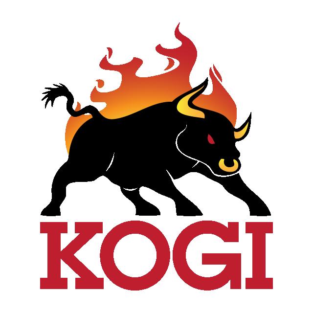 A new company logo. Cow clipart branding