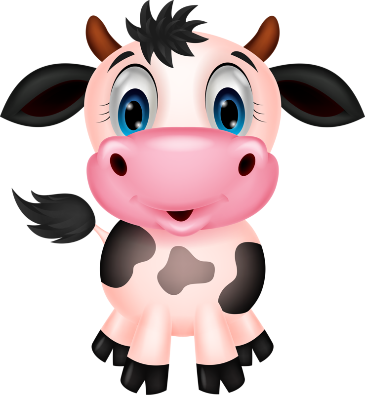 Cows clipart craft.  png cow clip