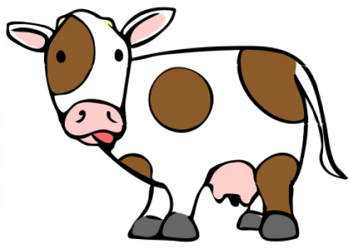 Cow clipart drinking. Cats and kittens get