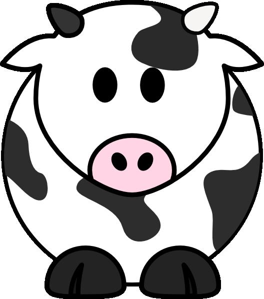 Mina moo clip art. Cow clipart gambar