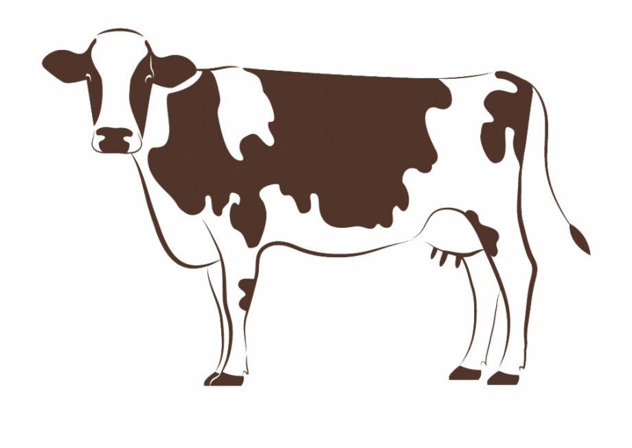 Cow clipart logo. Free png images download