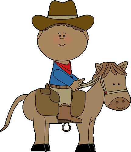 Cowboy clipart. Western clip art images
