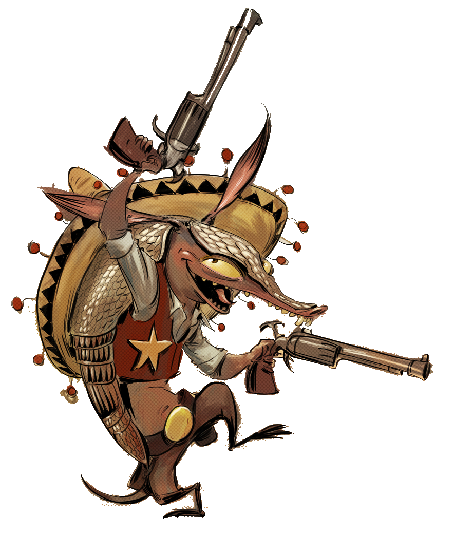 Toothpick sly cooper wiki. Cowboy clipart bluff
