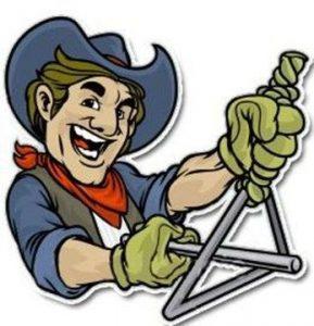 Buchanan county fair association. Cowboy clipart cowboy breakfast