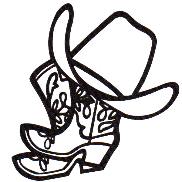 Free download best on. Cowboy clipart cowboy drawing