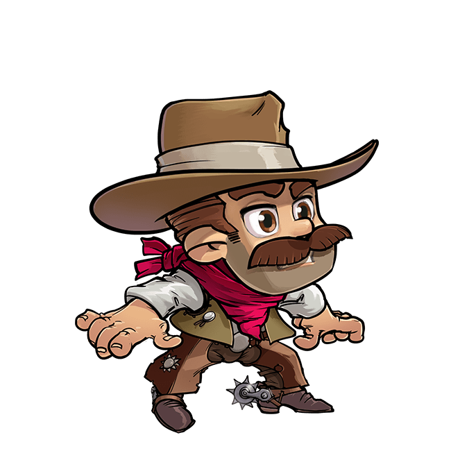 Cowboy clipart cowboy outfit. Clothing in jetpack joyride
