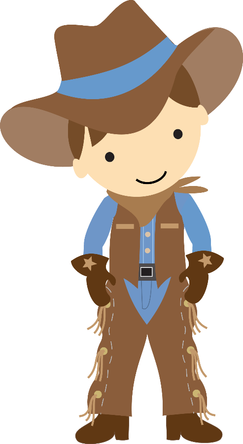Png . Cowboy clipart early history american