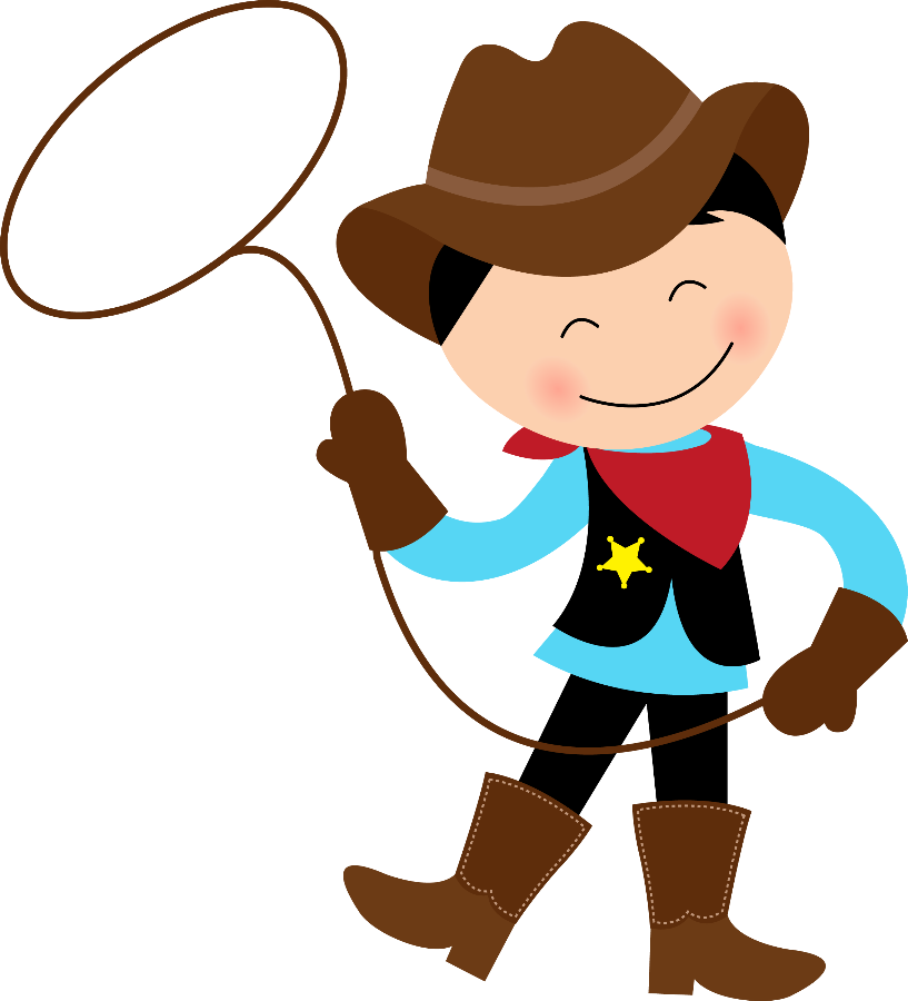 Cowgirl clipart lil. Cowboy png