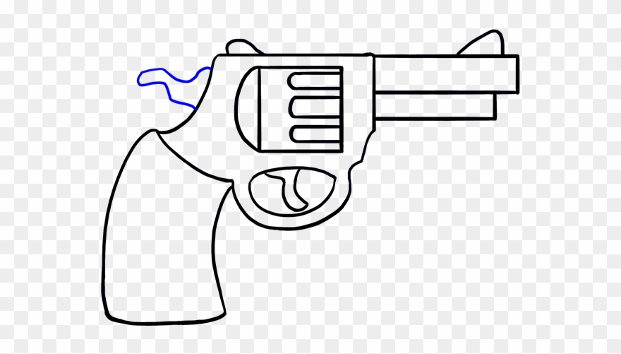 Drawing png download . Cowboy clipart gun clipart