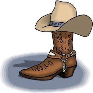 Cowboy clipart line. Dancing clip art free