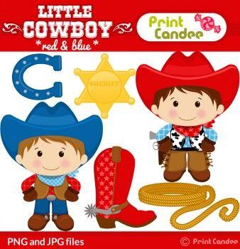 Cowboy clipart little cowboy. Printcandee com clip art