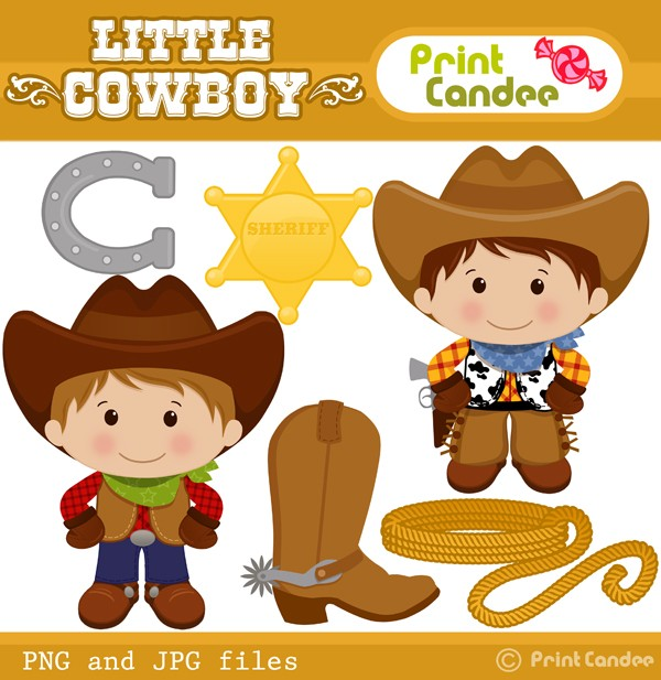 Cowboy clipart little cowboy. Download panda free