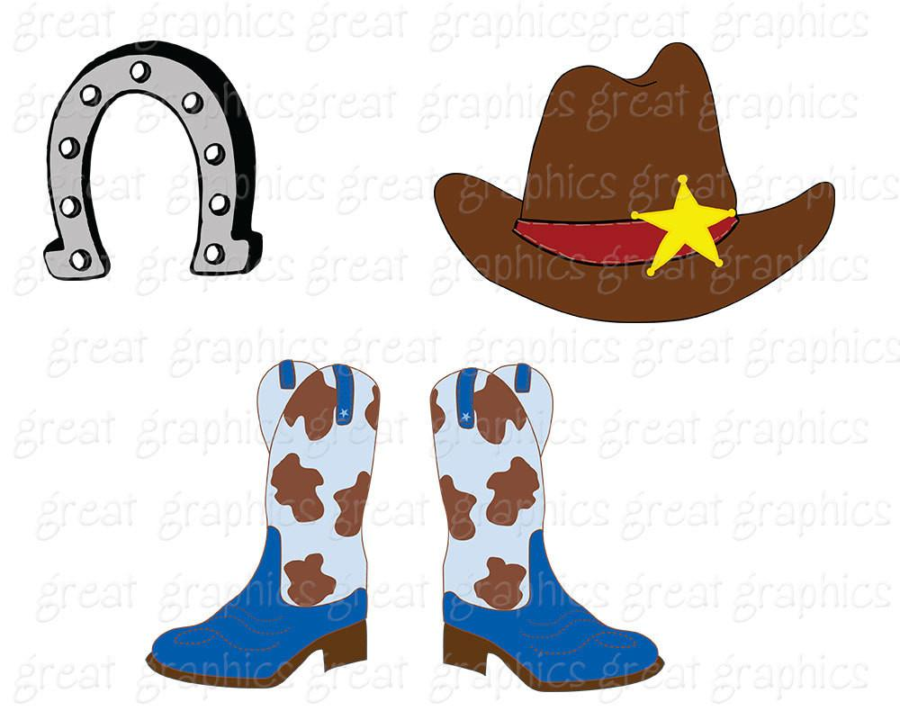 Cowgirl clip art digital. Cowboy clipart printable
