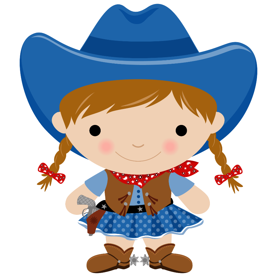 Cowboy clipart rodeo. E cowgirl minus alreadyclipart